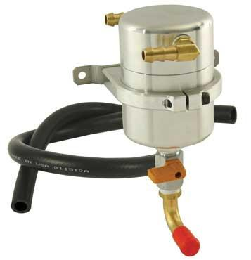 Moroso Air/Oil Separator (Universal) - Modern Automotive Performance