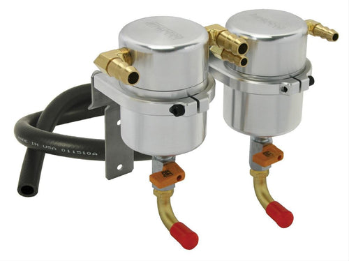 Moroso PCV Air/Oil Separators | Multiple Fitments (85489)