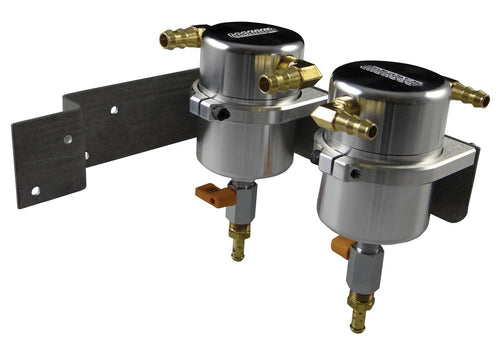Moroso PCV Air/Oil Separators | Multiple Fitments (85510)