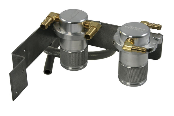 Moroso PCV Air/Oil Separators | Multiple Fitments (85644)