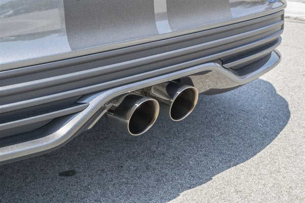 mountune High Flow Exhaust | 2013-2014 Ford Focus ST (2363-CBE-AB)