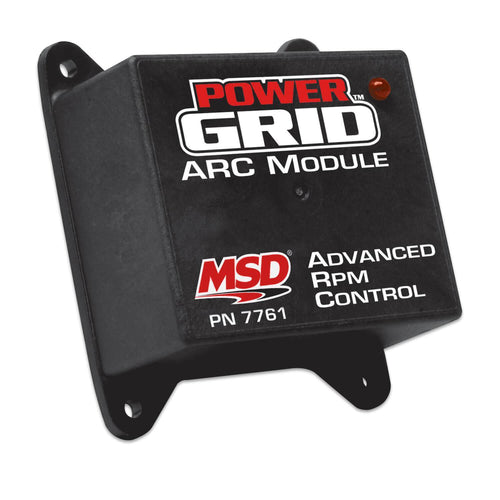 MSD Ignition Power Grid - Advanced RPM Control Module (7761)