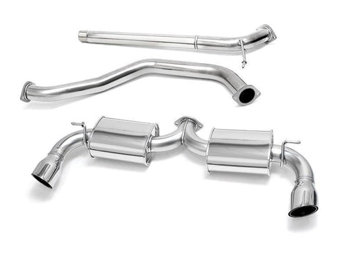 Neuspeed Stainless Steel Cat-Back Exhaust | 2015-2018 VW GTI Mk7