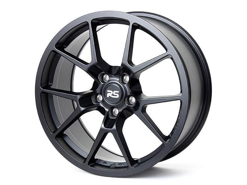 "Neuspeed RSe10 5x112 19"" Satin Black Wheels"