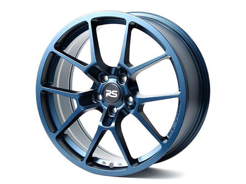 "Neuspeed RSe10 5x112 19"" Satin Midnight Blue Wheels"