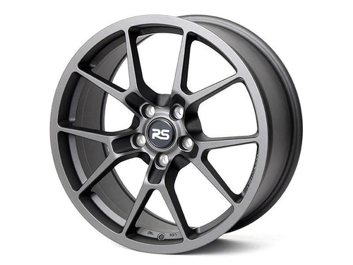 "Neuspeed RSe10 5x112 19"" Satin Gun Metal Wheels"