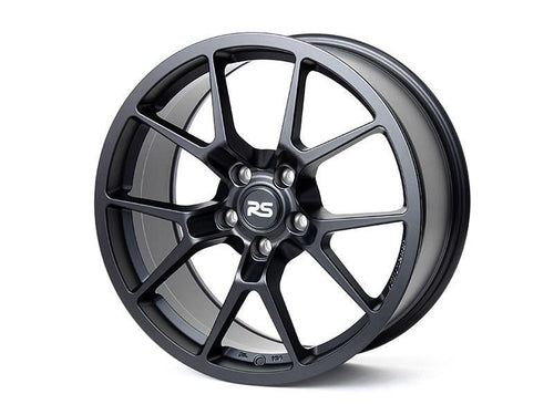 "Neuspeed RSe10 5x112 18"" Satin Black Wheels"