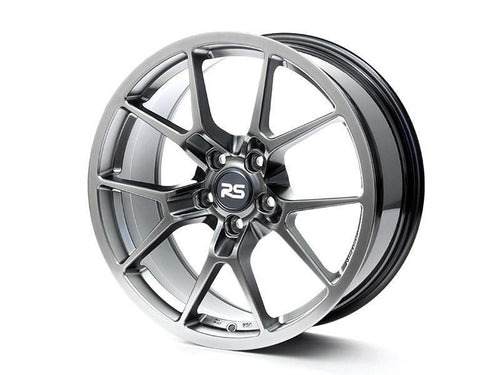 "Neuspeed RSe10 5x112 18"" Hyper Black Wheels"
