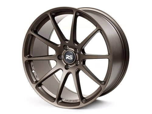 "Neuspeed RSe102 5x112 19"" Satin Bronze Wheels"