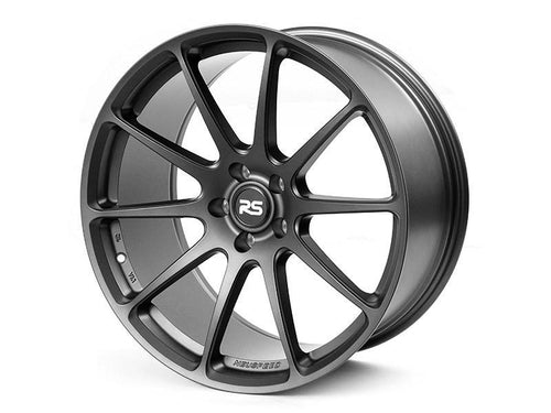 "Neuspeed RSe102 5x112 19"" Satin Gun Metal Wheels"