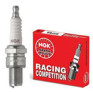 NGK 4901 Iridium Racing Evo 9 One Step Colder Spark Plug | 2006 Mitsubishi Evo 9 (R7437-8)