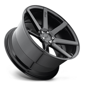 "Niche M168 Verona 5x114.3 20"" Gloss Black Wheels"