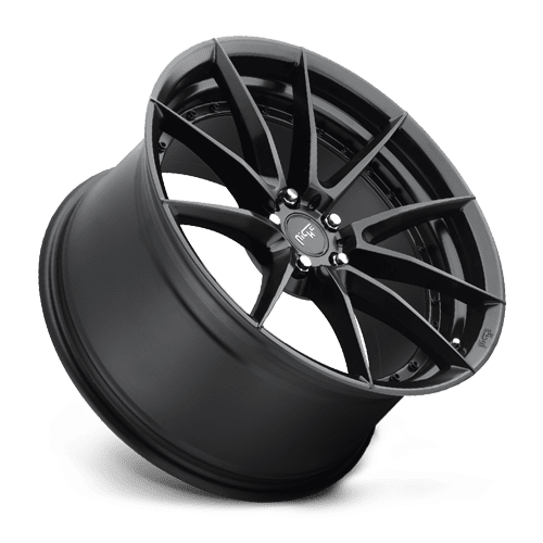 "Niche M196 Sector 5x120 20"" Matte Black Wheels"