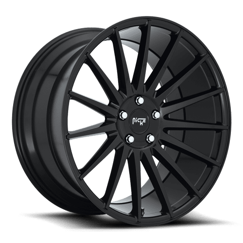 "Niche M214 Form 5x114.3 20"" Gloss Black Wheels"