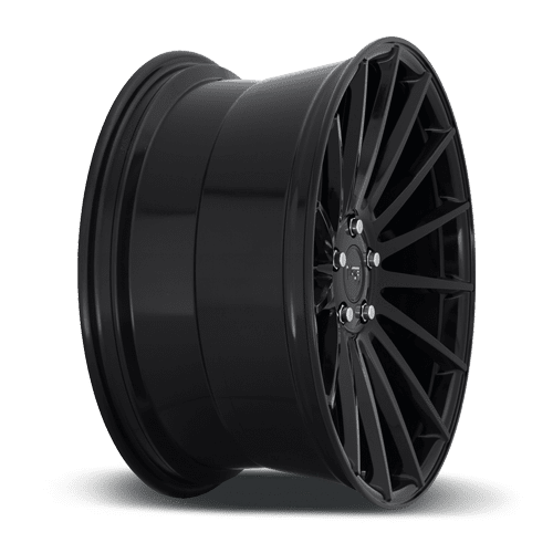 "Niche M214 Form 5x120 20"" Gloss Black Wheels"