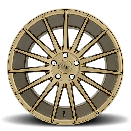 "Niche M158 Form 5x112 20"" Bronze Wheels"
