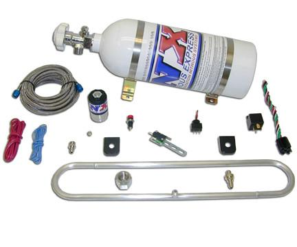 Nitrous Express N-terCooler System with 10 lb bottle - Modern Automotive Performance