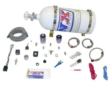 Nitrous Express EFI Single Stage System - Modern Automotive Performance