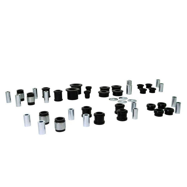 Nolathane Front and Rear Essential Vehicle Bushing Kit | Multiple VW Fitments (REV002.0056)