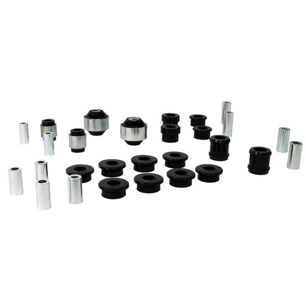 Nolathane Front and Rear Essential Vehicle Bushing Kit | 01-06 Honda Civic / 02-06 Acura RSX (REV002.0086)