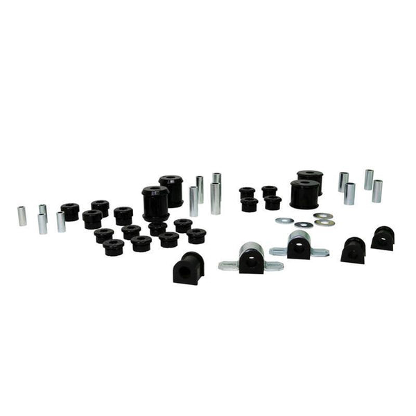 Nolathane Front and Rear Essential Vehicle Bushing Kit | 2000-2005 Mitsubishi Eclipse (REV002.0088)