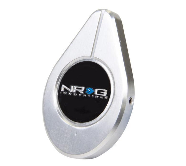 NRG Radiator Cap Cover Matte Silver - Modern Automotive Performance