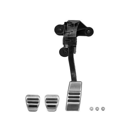 Ford OEM Manual Transmission Sport Pedal Kit | 2011-2019 Ford Mustang (BR3Z-9G757-B)