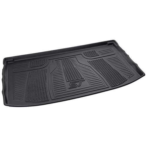 Ford OEM Rubber Cargo Area Protector | 2014-2019 Ford Fiesta ST (EE8Z-6111600-AA)