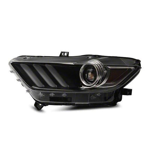 Ford OEM Replacement HID Headlight - Driver Side | 2015-2017 Ford Mustang (FR3Z-13008-K)