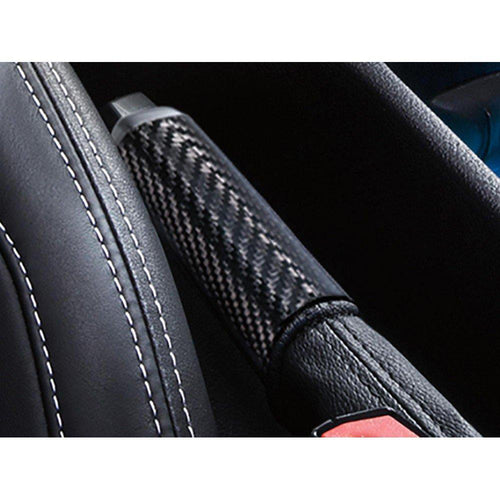 Ford OEM Carbon Fiber Emergency Brake Handle Cover | 13-18 Ford Focus ST / 16-18 Focus RS (G1EZ-2780-A)