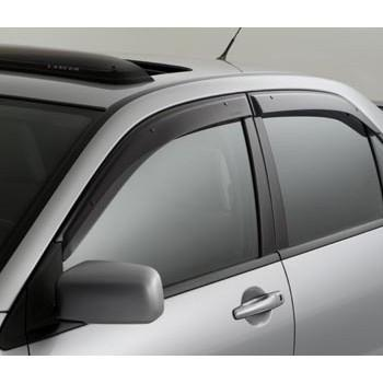 Side Window Deflectors (Mitsubishi Evo 8 / 9) - Modern Automotive Performance
