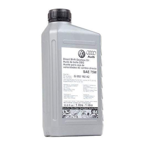 VW/Audi OEM DSG Transmission Oil - 1 Liter | Multiple VW/Audi Fitments (G0521821LDSP)