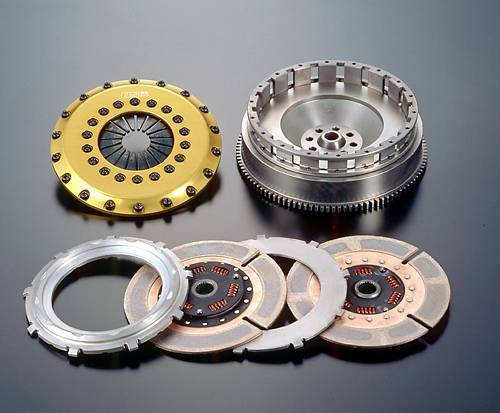 OS Giken TR2CD Series Clutch | 2003-2006 Nissan 350Z (NS111-BF6)