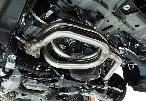 Perrin E4-Series Equal Length Big-Tube Header | Subaru Multiple Fitments (PSP-EXT-056)