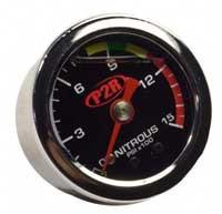 P2R Gauges / Liquid Nitrous Psi Gauge - Modern Automotive Performance