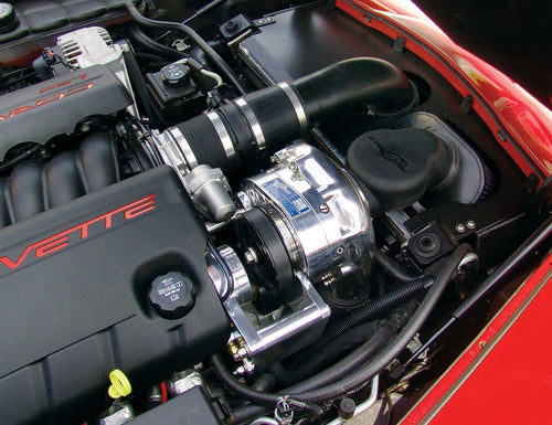 ProCharger Air-to-Air Intercooled Supercharger (Corvette C6 LS3)