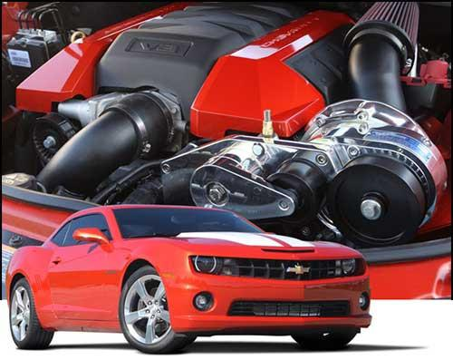 ProCharger Air-to-Air Intercooled Supercharger (2010 Camaro SS) - Modern Automotive Performance