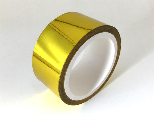 ProSport Gold Heat Reflective Self Adhesive Tape (HEA-GWRAP)