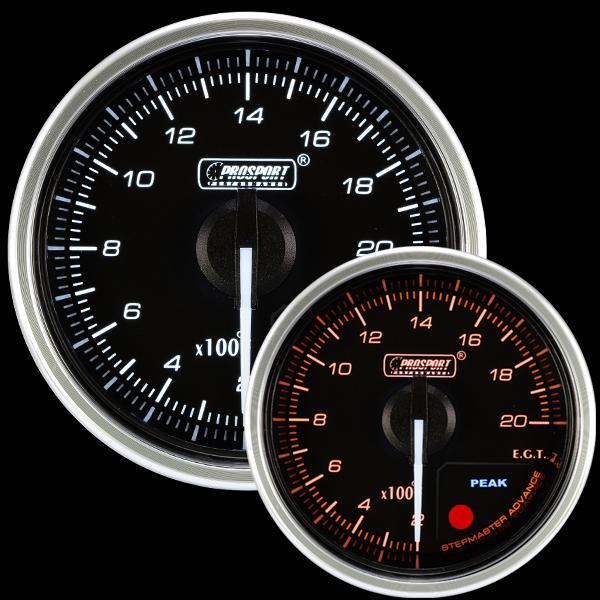 Prosport 52mm Supreme Electrical EGT Gauge (216CLSDWAEGTU-R.F)