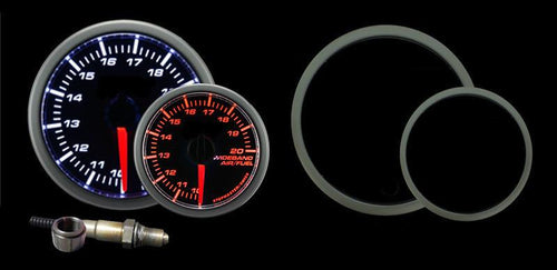 Prosport 52mm Premium Air Fuel Ratio Kit (216SMWAAFR-WO-SF)