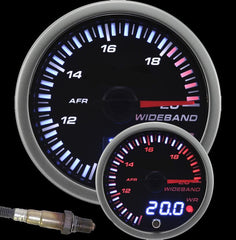 Prosport 60mm JDM Digital Wideband Kit (238JDMAFR4.9-WO)