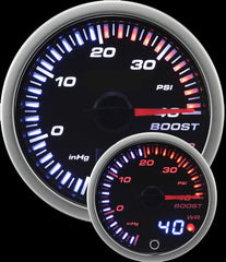 Prosport 60mm JDM Electrical Boost Gauge (238JDMBO-R.PSI)