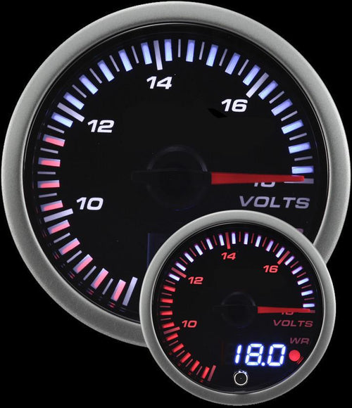 Prosport 60mm JDM Volts Gauge (238JDMVO)