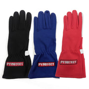 Pyrotect SFI-5 Sport Series 2-Layer Nomex Racing Gloves - Blue (G2003)