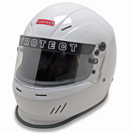 Pyrotect SA2015 Ultra Sport Helmet - Full Face/White (8200995)