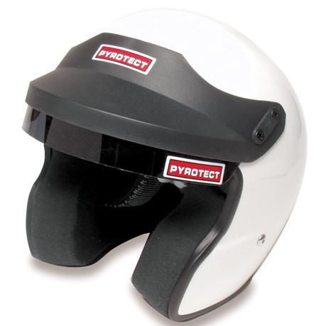 Pyrotect SA2015 Pro Airflow Helmet - Open Face/White (9100995)