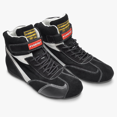 Pyrotect FIA Pro One Racing Shoes - Black (X54060)