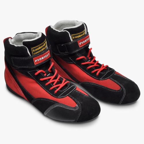 Pyrotect FIA Pro One Racing Shoes - Red (X55060)
