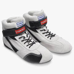 Pyrotect FIA Pro One Racing Shoes - White (X56060)