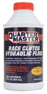Quartermaster Race Clutch Hydraulic Fluid (12 oz.) 30100 - Modern Automotive Performance